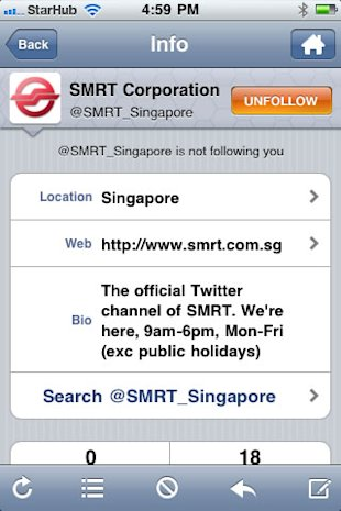 SMRT clueless in this new media age' - Yahoo! News Singapore