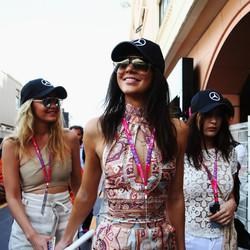 Kylie Jenner & Tyga Get Close At The Monaco Grand Prix