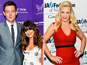 "Cory Monteith and Lea Michele Were ""Happy"" Before His Death, Jenny McCarthy Joins The View: Top 5 Stories"