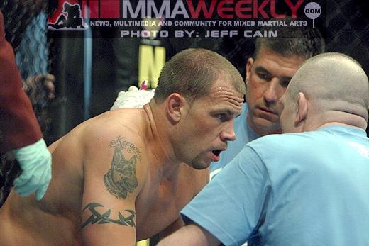Nick Catone Suffers Torn ACL in UFC 169 Split Decision Win