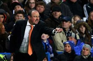 Benitez only focused on Chelsea ahead of Liverpool return