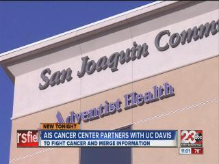 AIS Cancer Center shows new technology