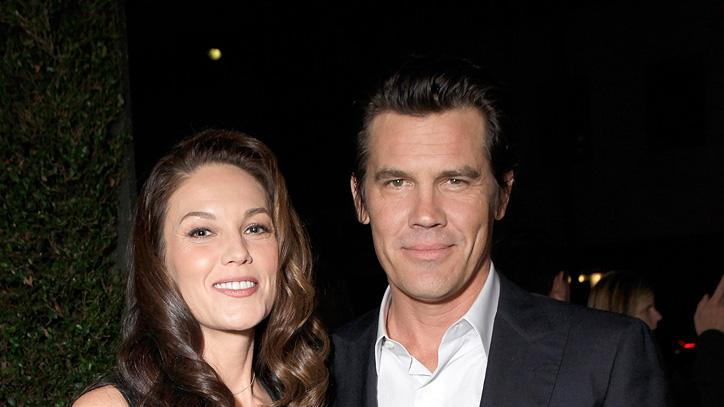 True Grit 2010 LA Screening Diane Lane Josh Brolin