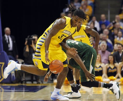 No. 17 Marquette beats South Florida 67-47