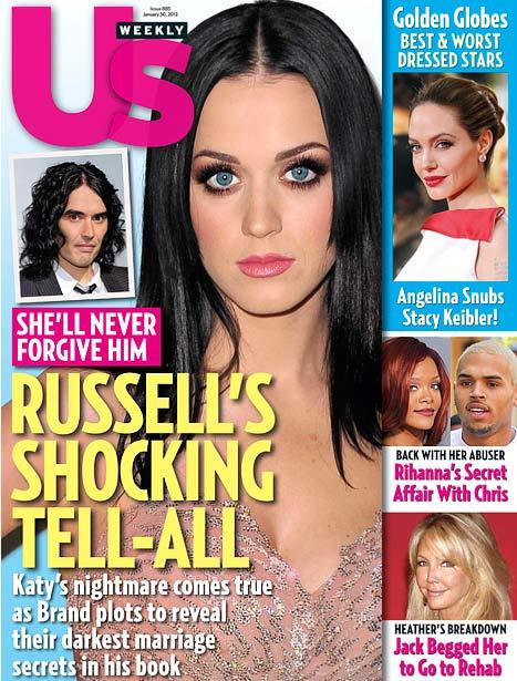 "Why Katy Perry ""Will Never Forgive"" Russell Brand"