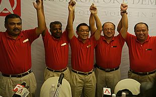 The SDP also unveiled its second batch of five candidates on Friday. (Yahoo! photo)