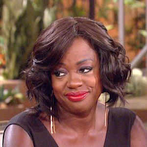 The Talk - Viola Davis on 'How to Get Away with Murder' & 'Womaning' Up