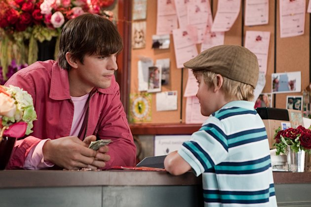 Valentine's Day Production Photos 2010 New Line Cinema Ashton Kutcher Bryce Robinson