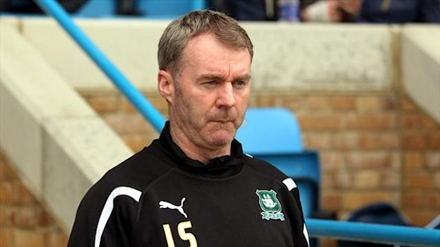 Plymouth boss John Sheridan (PA Photos)