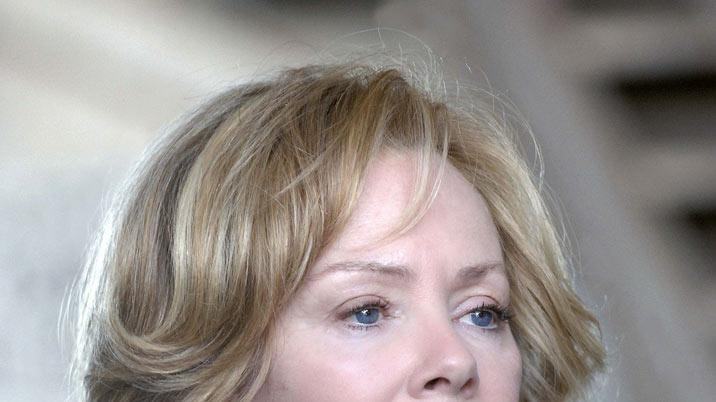 "Jean Smart stars as Governer Pat Jameson in ""Hawaii Five-O."""