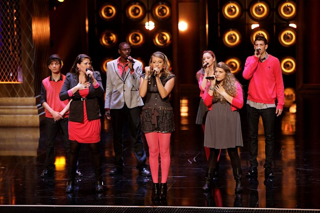 "Eleventh Hour on the second season of ""The Sing-Off."" Recognized as one of the nation's top high school a cappella groups, Eleventh Hour's studio recordings have been featured on Best of High School A"