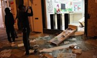 Business Crime Up Amid Recession And Riots