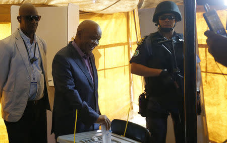 Lesotho's opposition forms coalition after tight election