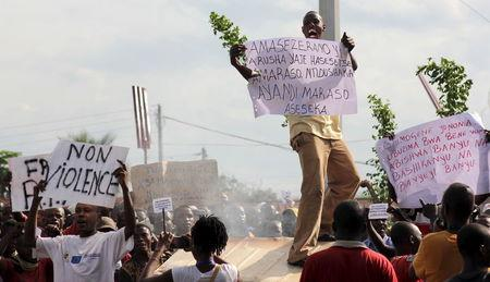 Rwanda alarmed by Burundi unrest as refugees stream across border