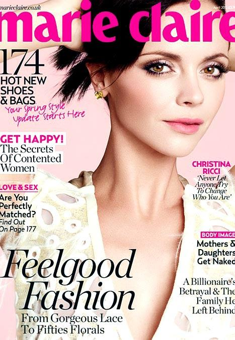 "Christina Ricci: My Twenties Felt Like a ""Hurricane"""