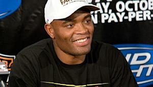 Anderson Silva Would Give Up Fighting Before Fighting Teammate Lyoto Machida