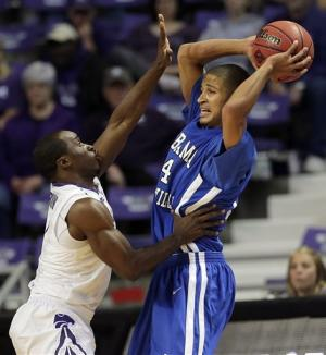 Southwell leads K-State over Alabama-Huntsville