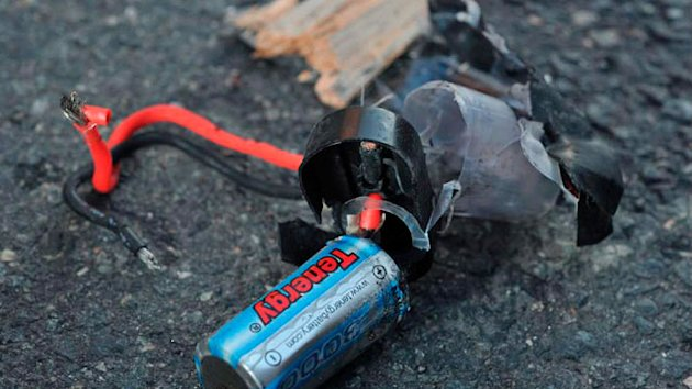 Boston Marathon Bomb Made With Toy Car Parts? (ABC News)