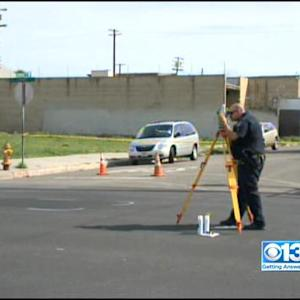 Man Killed In Hit-And-Run Crash In Stockton