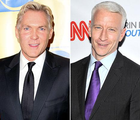 Sam Champion: Anderson Cooper Inspired Me to Come Out, Announce Engagement