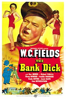 Poster of The Bank Dick