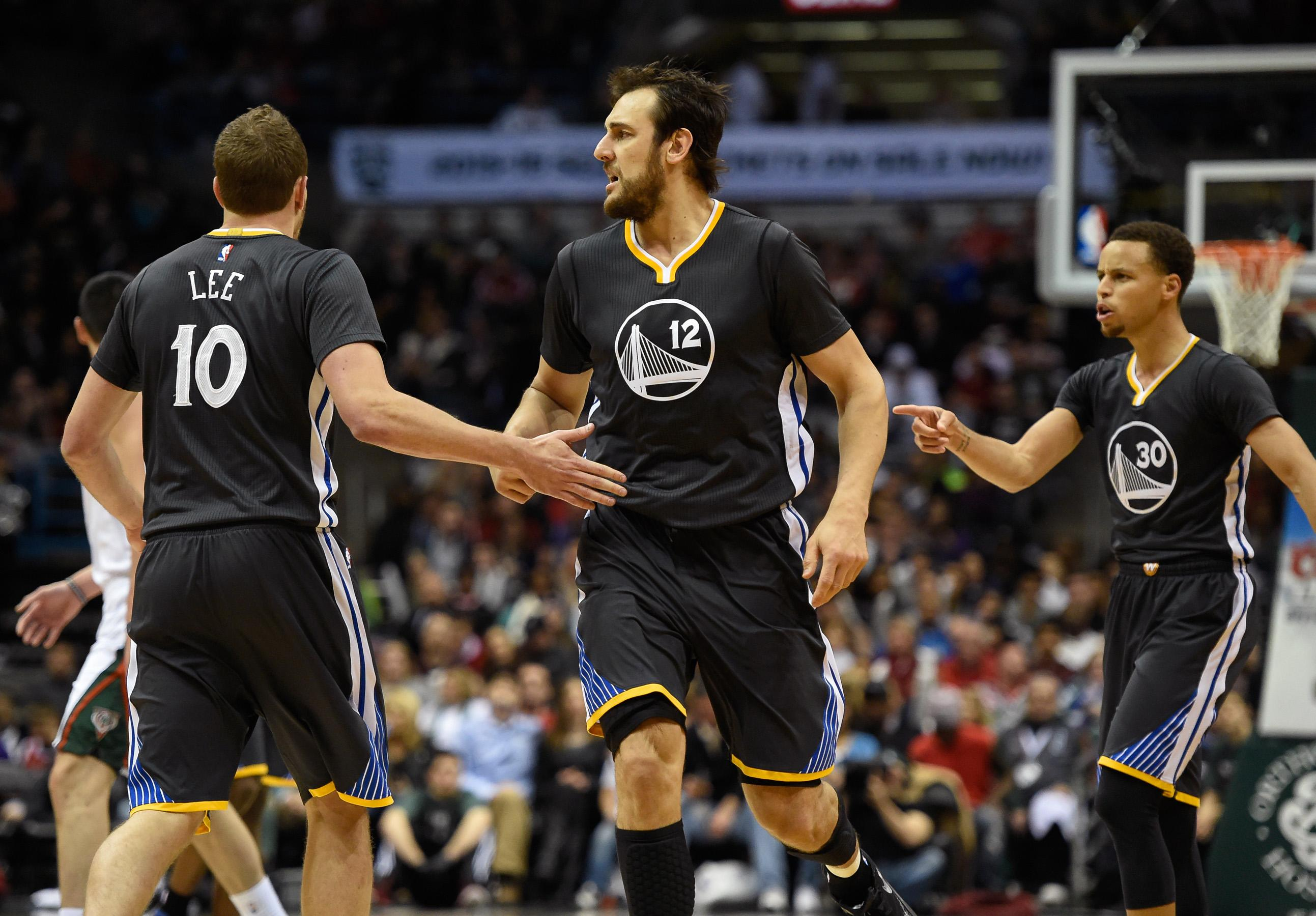 NBA Playoff Picture Update: Warriors come out, play, clinch top seed