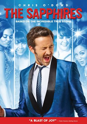 "This image is the DVD cover for the movie ""The Sapphires"" distributed by American company Anchor Bay Entertainment. Anchor Bay is apologizing for the DVD cover, which some have called sexist and racist, and says it is considering new cover art for future shipments. The Australian DVD cover shows four actresses of various races prominently in the foreground, and Chris O'Dowd, who plays their manager, in the background. Their positions are inverted on the American cover to showcase O'Dowd. (AP Photo)"