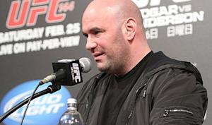 "Dana White is ""Always in the Cage After Diaz Fights""; He Doesn't Want a Fight after the Fight"