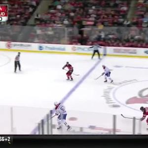 Montreal Canadiens at New Jersey  Devils - 11/27/2015