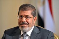 &lt;p&gt;Egyptian President Mohamed Morsi looks on as he meets with US deputy secretary of State William Burns (not seen) in Cairo on July 8. Egypt&#39;s parliament was hanging in legal limbo on Wednesday after a top court overruled a presidential decree reinstating the dissolved house, stepping up a power struggle between the president and the army.&lt;/p&gt;