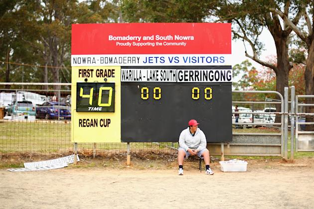 South Coast Group 7 Grand Final - Warilla Lake South v Gerringong