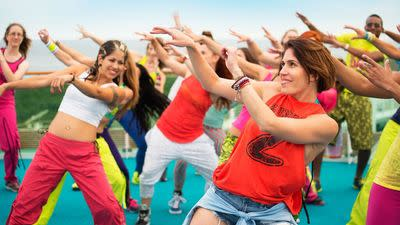First Official Zumba Cruise Sets Sail Next Year