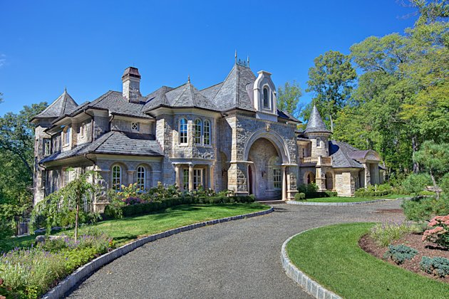 This is the priciest home listed on Yahoo! Homes in the nation's priciest ZIP Code. Click the photo to see details.