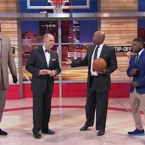 Inside The NBA: Boxing Strategy