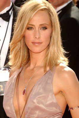 Kim Raver 57th Annual Emmy Awards Arrivals - 9/18/2005
