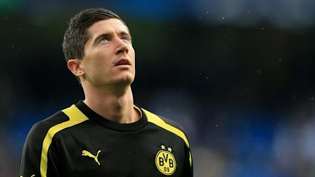 Robert Lewandowski has been linked with a host of top European clubs