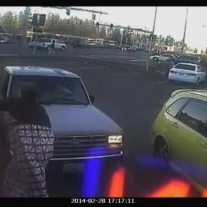 Video Shows WA Carjacking With Kids Inside