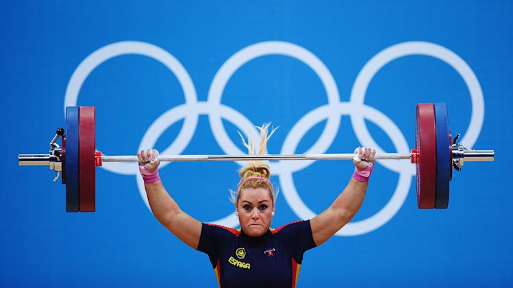 Olympics Day 7 - Weightlifting