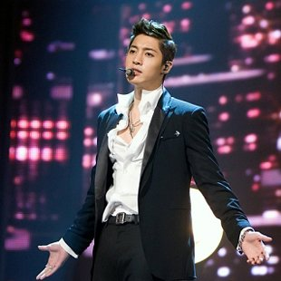 Kim Hyun Joong (Photo by Sports Korea)