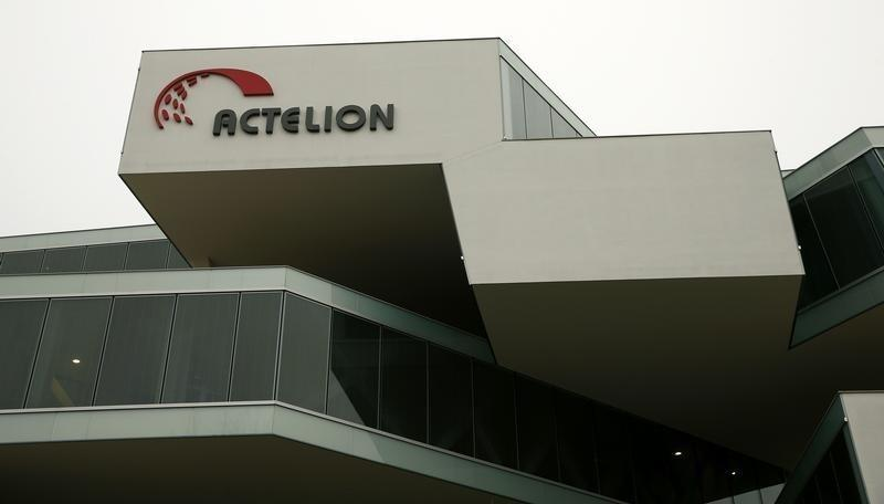 Actelion defies generic concerns with strong 2016 forecast