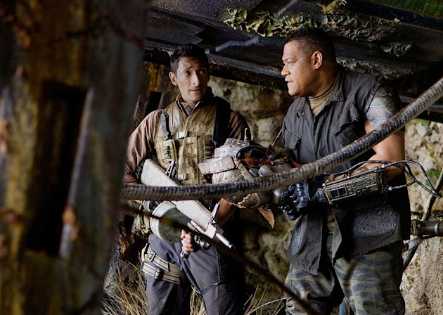 Predators 20th Century Fox 2010 Laurence Fishburne Adrien Brody