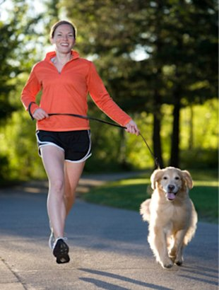 Need cheap way to slim down? Get out with Fido. It's good for both of you.