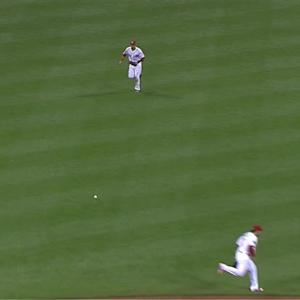 Suzuki's two-run single