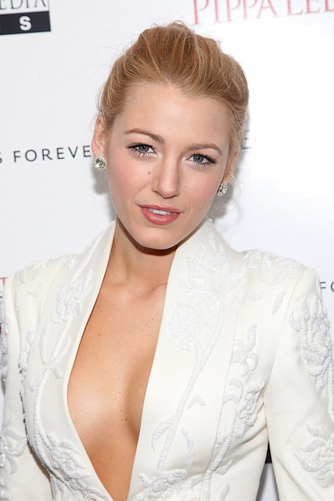 The Private Lives of Pippa Lee NYC Screening 2009 Blake Lively