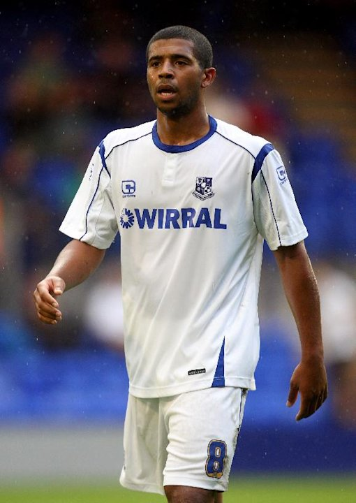 Former Tranmere midfielder Joss Labadie has joined Notts County