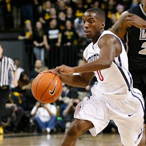 A-10 Dimes: Richmond's Kendall Anthony Finishes With A Flourish