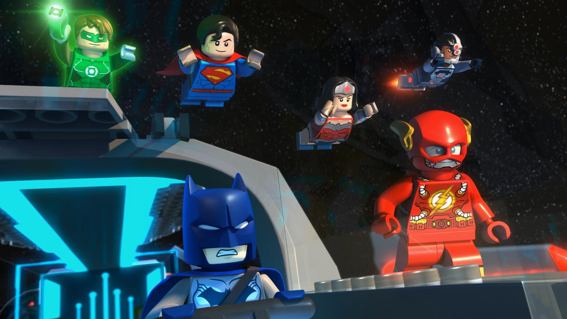 LEGO DC Super Heroes - Justice League: Cosmic Clash Clip and Premiere Announced