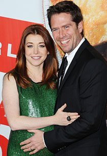 Alyson Hannigan and Alexis …