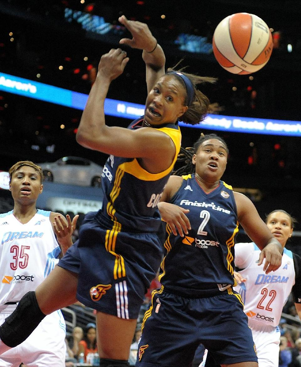 Dream beats Fever 84-79 in Game 1 of East finals