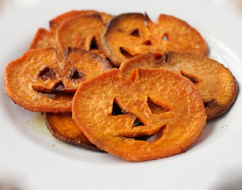 Sweet Potato Cut-Outs